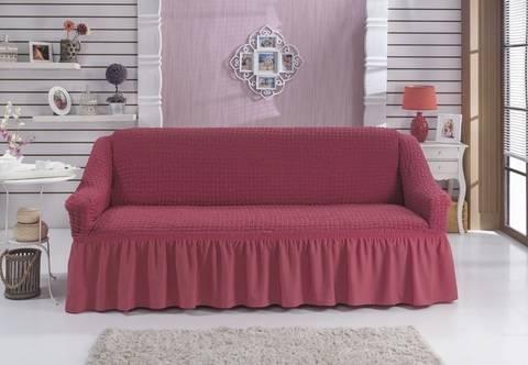 Ткань для чехлов на диван – как сшить накидку своими руками