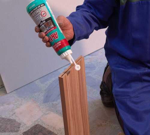 Герметик для деревянного пола: виды и применение