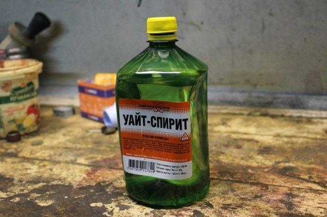 Чем можно заменить уайт спирит