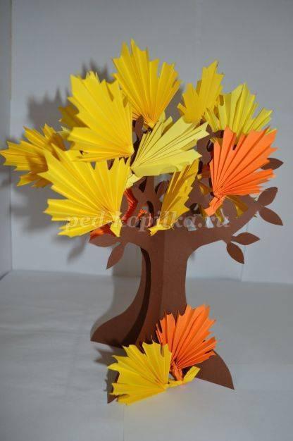 Осенние оригами. поделки из цветной бумаги     материнство - беременность, роды, питание, воспитание