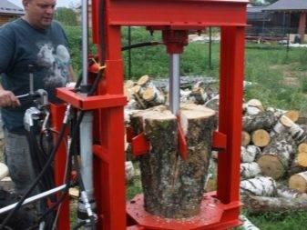 Механический дровокол своими руками (29 фото): чертежи и инструкция по сборке колуна для колки дров. размеры и другие параметры механизированных самодельных моделей