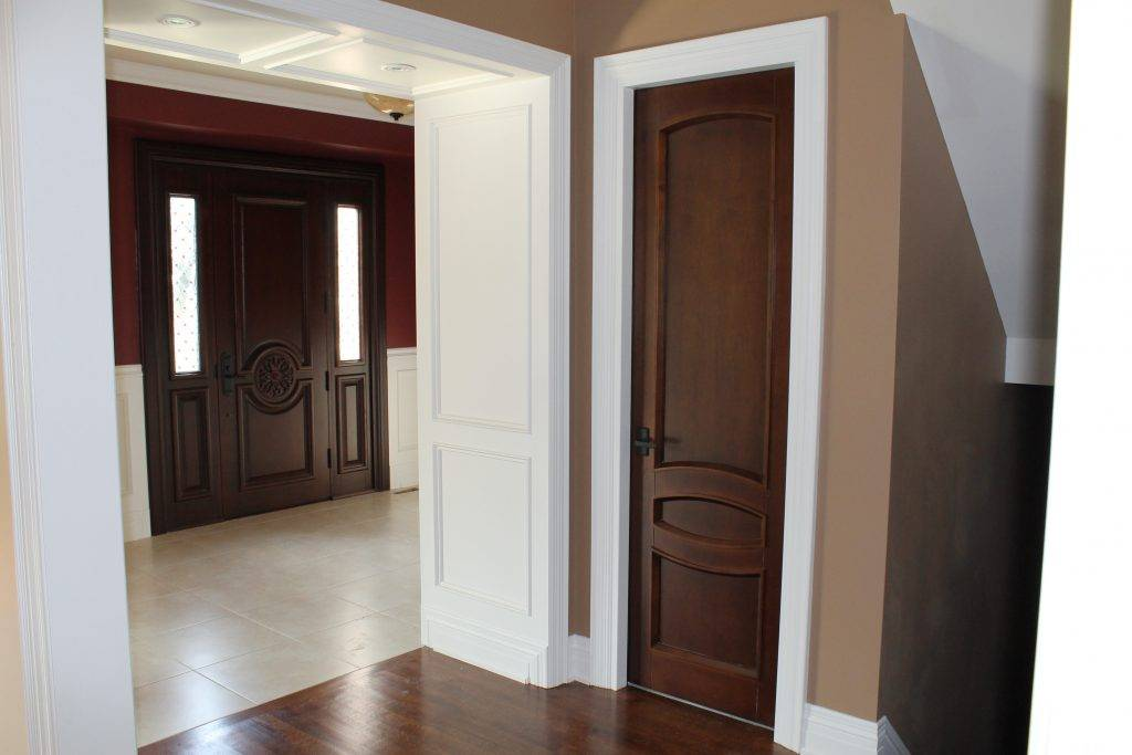 Как правильно подобрать цвет межкомнатных дверей – яркие решения и актуальные советы дизайнеров