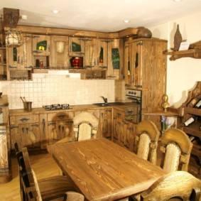 Итальянский стиль в интерьере кухни: уют и роскошь для всей семьи