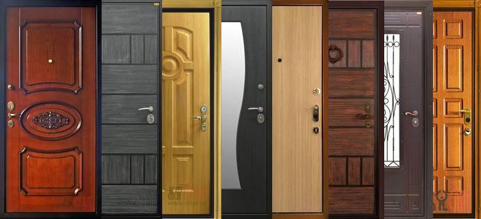 Обшивка двери дерматином своими руками: тонкости работы