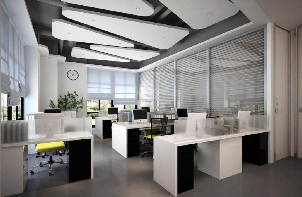 Дизайн офиса: лучшие новинки