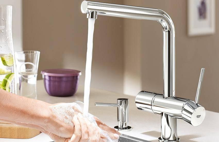 Как установить кран для питьевой воды на кухонной мойке - учебник сантехника