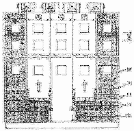 Инструкция по монтажу вентилируемого фасада из керамогранита