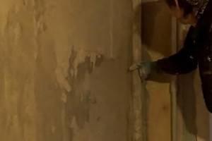Штукатурка стен без маяков: как правильно провести выравнивание своими руками (видео)