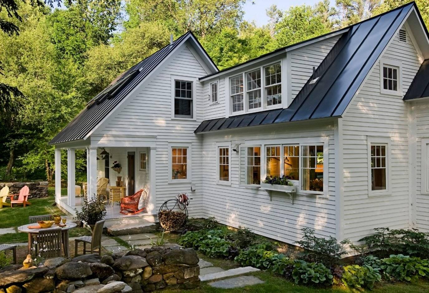 Как сделать двухскатную крышу - 90 фото конструкции и пошаговое описание постройки