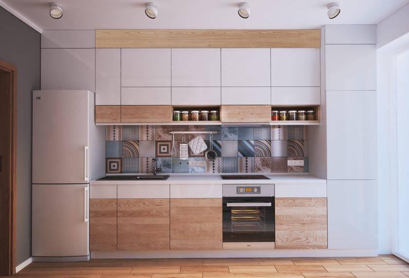 Дизайн кухни 9 кв м: фото новинки 2020, современные идеи планировок