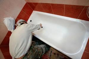 Реставрация чугунной ванны, как обновить чугунную ванну своими руками (видео и фото)