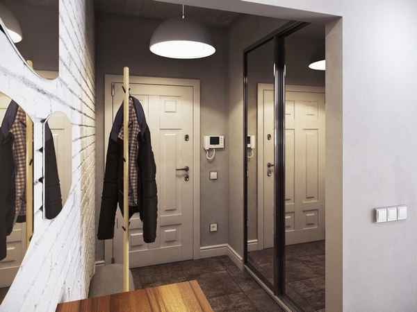 Дизайн прихожей — как создать уютный и эксклюзивный интерьер? (150 фото)