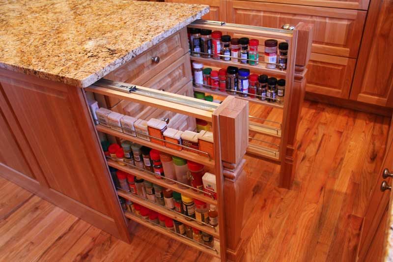 Кухонный креатив: как добиться оптимального порядка