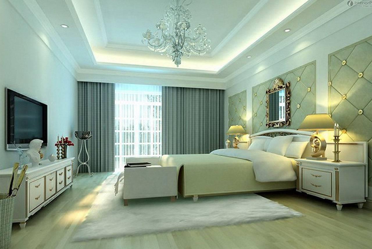 Отделка потолка в квартире: выбор материалов и способы отделки