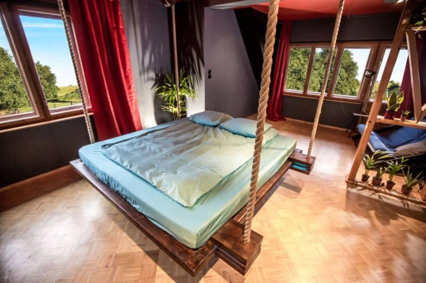 Кровать с подъемным механизмом: 125 фото и рекомендаций по подбору