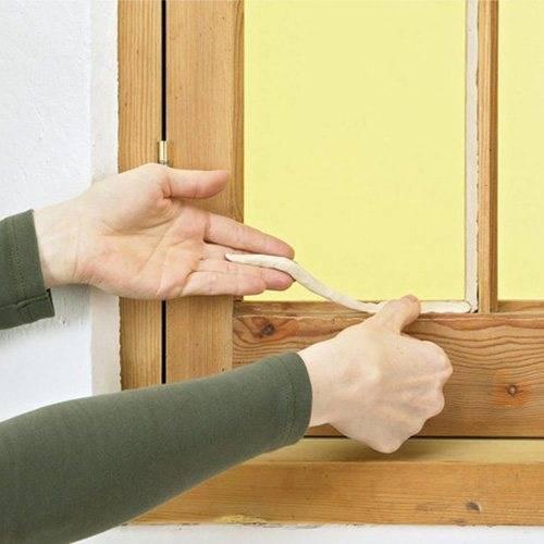 Замазка для окон: как пользоваться, приготовление в домашних условиях | дизайн интерьера