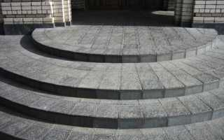 Укладка брусчатки на бетонное основание:технология и этапы укладки