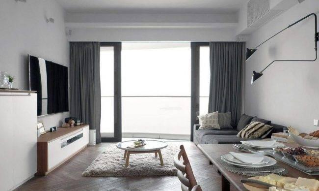 Дизайн однокомнатной квартиры 30 кв. м: 75 уникальных интерьеров