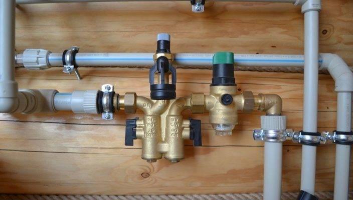 Монтаж отопления из полипропиленовых труб: схемы, виды и технологии