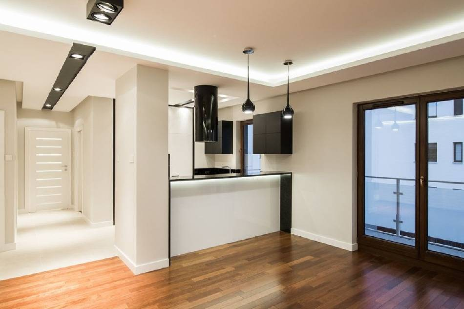 Как сделать красивый потолок дешево?