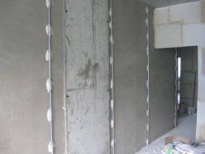 Основные этапы выравнивания стен и материалы пригодные для этого