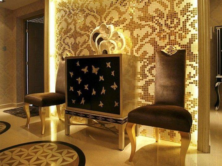 Мозаика в интерьере: разновидности и идеи дизайна
