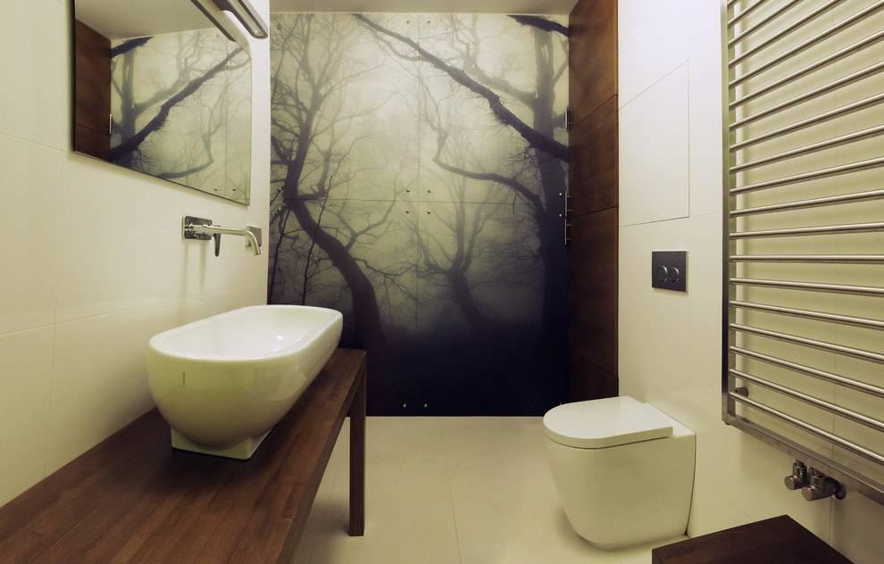 Фотообои на кухню, расширяющие пространство: 25 лучших фото в интерьере